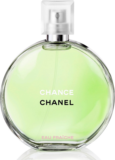 Chanel chance for Chance eau fraîche