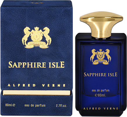 Alfred Verne Sapphire Isle