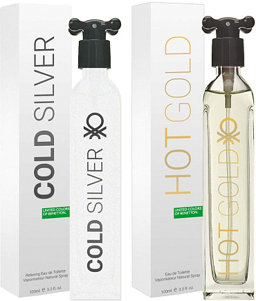 Benetton Hot Gold
