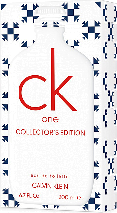 Calvin Klein Ck One Collector's Edition