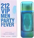 Carolina Herrera 212 VIP Party Fever Men