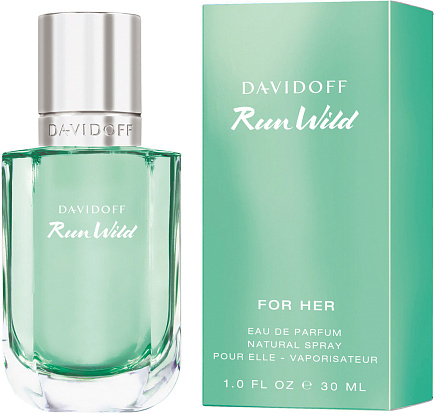 Davidoff Run Wild For Her