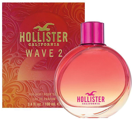 Hollister California Wave 2 Her