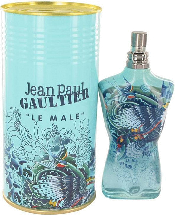 Jean Paul Gaultier Le Male Summer 2013