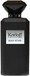 Korloff Paris Private Black Vetiver