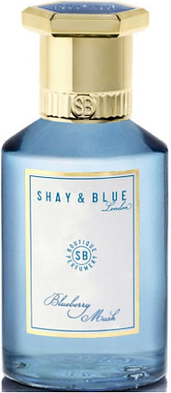 Shay&Blue London Blueberry Musk
