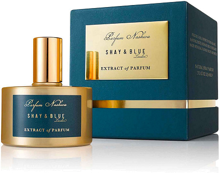 Shay&Blue London Nashwa Extract Of Parfum