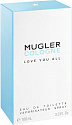 Thierry Mugler Mugler Cologne Love You All