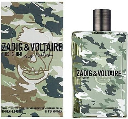 Zadig & Voltaire This Is Him! No Rules